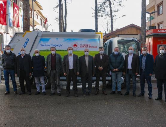 Akkuş Belediyesi Araç Filosunu Güçlendirmeye Devam Ediyor